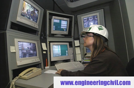 Civil Engineers And Workers - 21