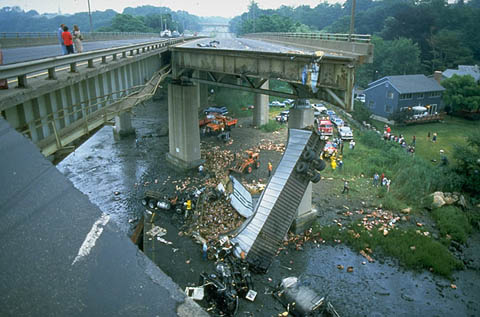 civil engineering disasters Learn about the latest civil engineering technology being used to reinforce  disaster mitigation efforts for us roads, bridges and water delivery.