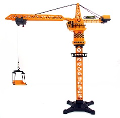 Top 7 Types of Construction Cranes | TNT Crane & Rigging