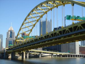 Pittsburgh as Seen From Duquesne Heights, Pennsylvania