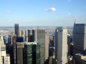 Rockefeller Center, New York City, New York