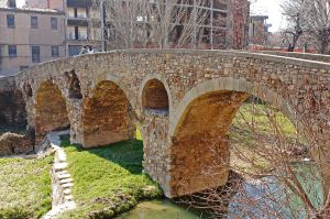 Roman Bridge, Guadalquivir River, Cordoba, Spain