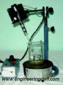 ring-and-ball-apparatus-softening-test-bitumen