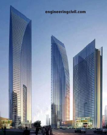 Gift city india two gateway towers negle Gallery