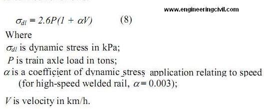 dynamic stress amplitude