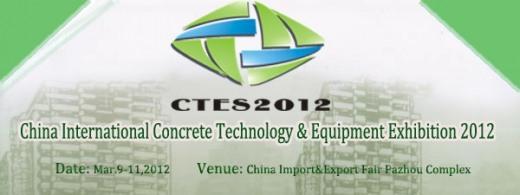CTES 2012 Banner