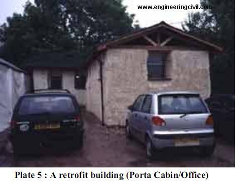 Plate 5-A retrofit building Porta Cabin Office