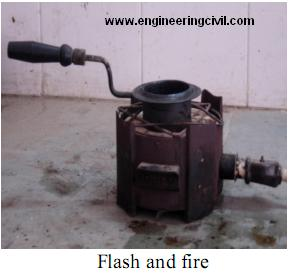 flash-fire-apparatus