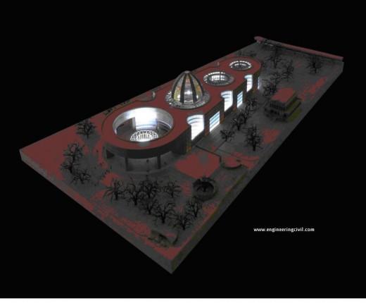 TAMIL NADU LEGISLATIVE ASSEMBLY BUILDING