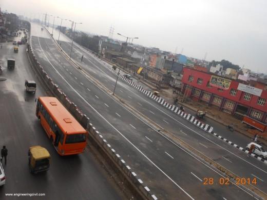 Wazirabad Bridge Project,Delhi