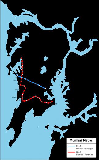 Mumbai_metro_map plan