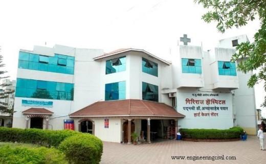 Figure 4.3 Hospital building at baramati3