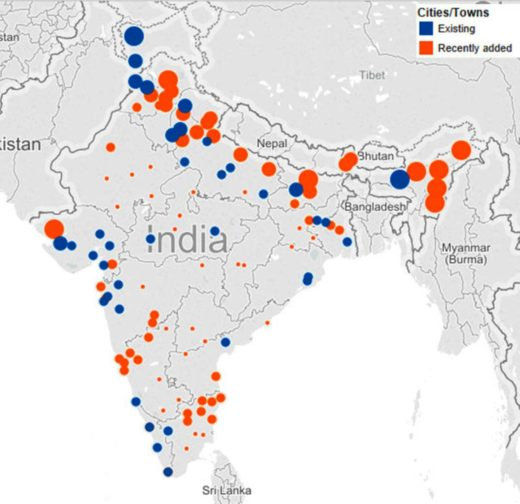 Seismic Zones India