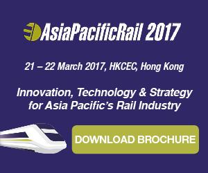 Asia Pacific Rail 2017