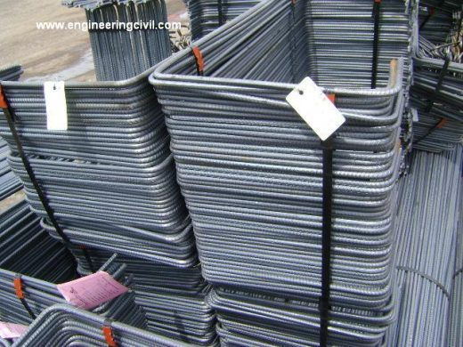 Fig 5 (s) Readybuild technology Ready-to-fix fabricated rebars as per BBS supplied at site