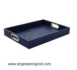 Figure 11 Non-absorbent tray