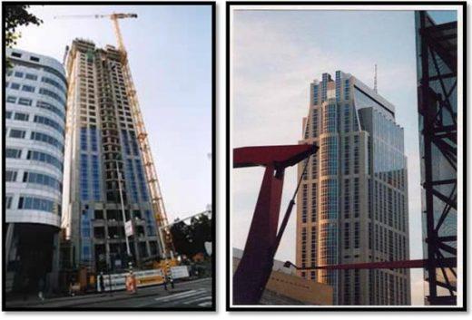 Figure 1- Millennium Tower Rotterdam