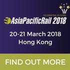 Asia Pacific Rail