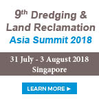 9th Dredging & Land Reclamation Asia Summit 2018 - 144-144