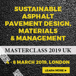 Sustainable Asphalt Pavement Design, Materials & Management