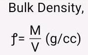 Bulk-density