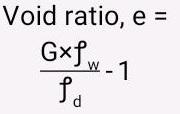 Void-Ratio
