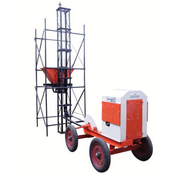 Fig 10 Austuel Builders Hoist