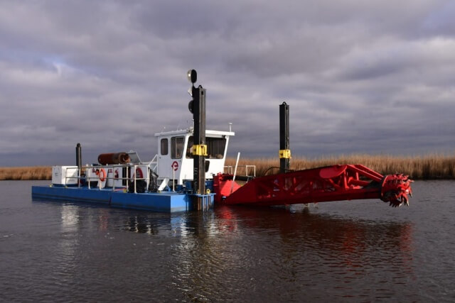 Fig 11 Dredging Equipment
