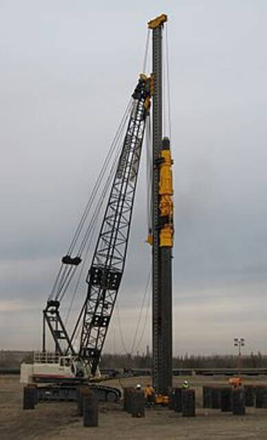 Fig 15 Pile Driver