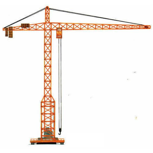 Fig 7 Hydrotek Engineers Tower Crane