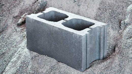 Fig 2 Carbon-Negative brick by CarbiCrete